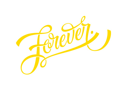 Typeverything.com - Forever by Jess Wong