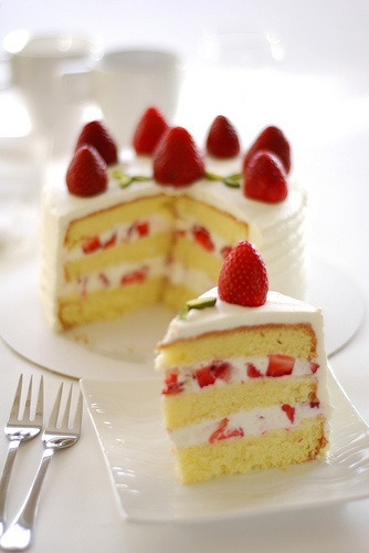 mochacafe:  (via  MOST NOTED POSTS)  Strawberry Shortcake