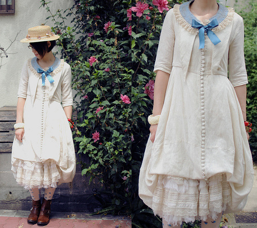 princessmiralai:  (via collar | tinytoadstool) I would wear this every day of my life.