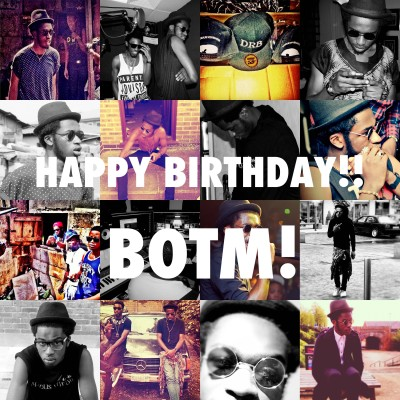 drblasgidi:  HAPPY BIRTHDAY TO BOTM AKA BOJ ON THE MICROPHONE!!