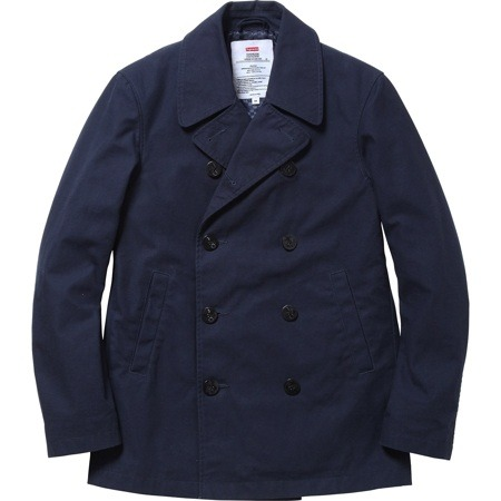 Essential - Supreme Military Peacoat