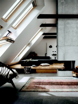 justthedesign:  Living Room Design By Salon Saint-Gobain