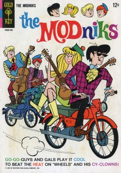 The Modniks #1(1967) My find of the day…