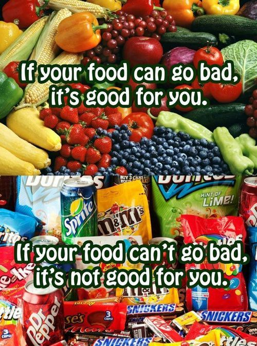 thereluctantrawfoodist:  Think about it?