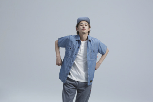 WTAPS spring summer 2013 editorial