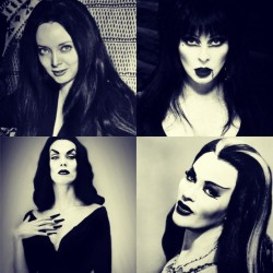 myheartbleedsfortea:  The original ladies of the Macabre will never go out of style.