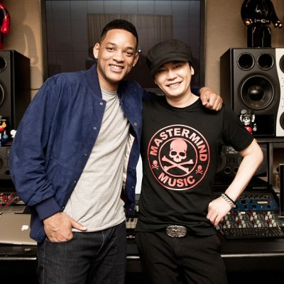 "ygfamilyy:  Yang Hyun Suk: ""Will Smith in the house"""