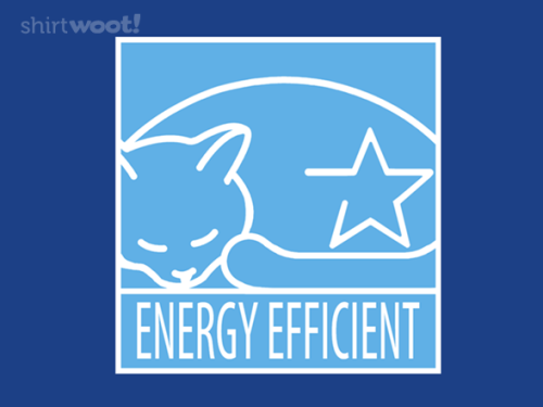 graphiceverywhere:  Energy Efficient