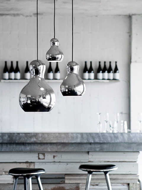 lifeasamoodboard:  (via life as a moodboard: Calabash - Scandinavian Lighting)  These are some beautiful and sharply designed fixtures.