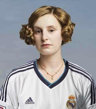 Via GFOP @Scouse_eh. Lady Edith = Modric.
