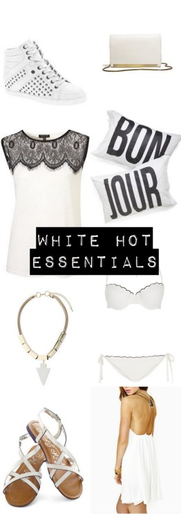 15 White Hot Essentials That Won't Break the Bank http://bit.ly/16ioOFM