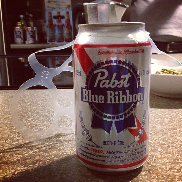 Broke girl problems. #pbr