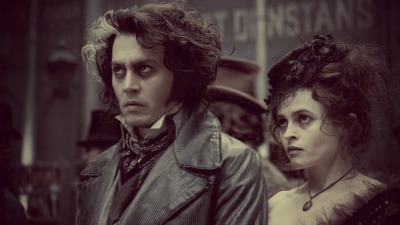 "ladyshamandalie:  ""They all deserve to die. Tell you why, Mrs. Lovett, tell you why. Because in all of the whole human race, Mrs. Lovett, there are two kinds of men and only two There's the one staying put in his proper place And the one with his foot in the other one's face Look at me, Mrs Lovett, look at you. No, we all deserve to die Tell you why, Mrs. Lovett, tell you why. Because the lives of the wicked should be made brief For the rest of us death will be a relief We all deserve to die."""