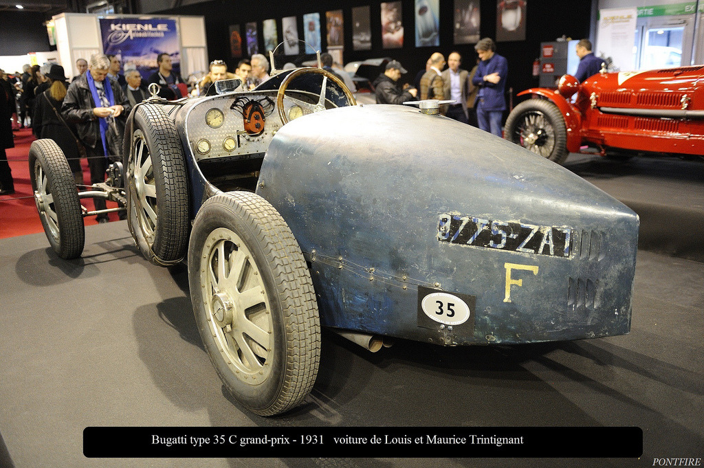 Appropriately Patinaed.  carpr0n:  Life well spent Starring: '31 Bugatti Type 35C (by pontfire)