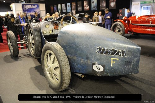 Life well spent Starring: '31 Bugatti Type 35C (by pontfire)