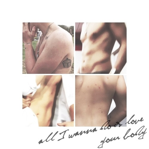 all I wanna do is love your body