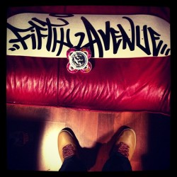 Chillin with @fifthaveskateboards #CakeWheels #SkateLife #GourmetShoes @ibudyou #Laces @suave_fello @shemejobs