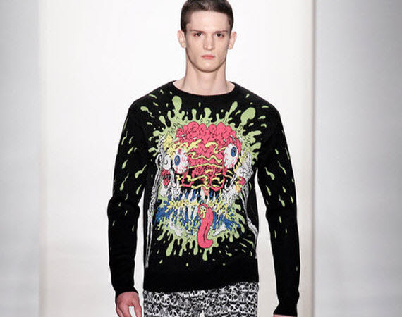 (via Jeremy Scott - Fall/Winter 2013 Collection | Runway Show | FreshnessMag.com)