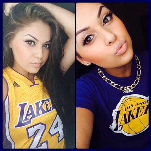 Shoutout to Stunning Laker Girl, @pdomp   #laallday #igdaily #lakergirl #lalakers #lakergirlz #lakergirls #beautiful #la #californiagirls #teamlakers #lakers #lakeshow #ballislife #lakergang #lakernation #lakersnation #losangeleslakers #lakersdaily #accesssportsnet #purpleandgold #lakersforever #nba #purpnyellow #lakersworld16 #lakersworld #photooftheday #igbeauty #mylakers #lakersgirl #kobe