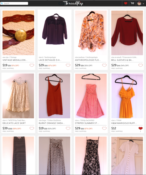 Added new goodies to my closet! Click through to shop.