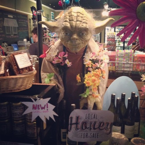 May the 4th be with you! (at Shields Market)