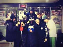 Happy Birthday Youngjae~!!! (Daehyun's twitter) click for more KPOP