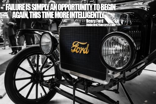 Henry Ford #Picture #Quote