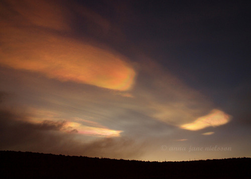 Iridescent Clouds on Flickr.