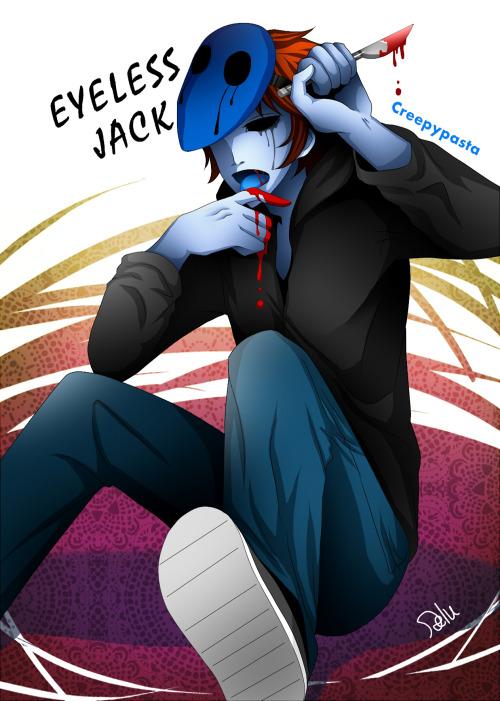 Creepypasta Eyeless Jack DeviantART