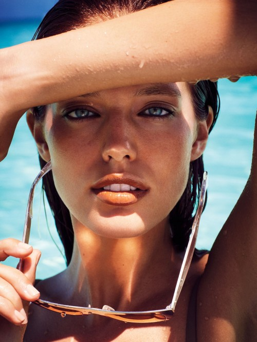 Emily DiDonato is looking at…