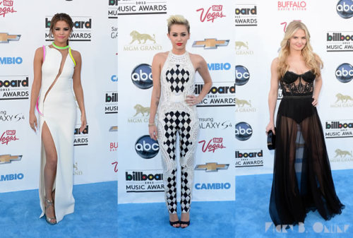 Selena, Miley & Jennifer…see who else made my #BBMAs best dressed list here: http://ow.ly/lbSzk