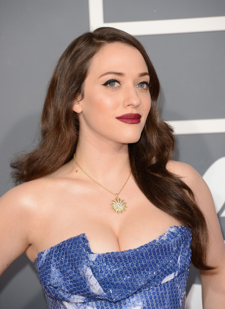 Kat Dennings - Grammy Awards, February 10th 2013 GLORIOUS!