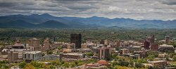 Asheville: the city in the sky