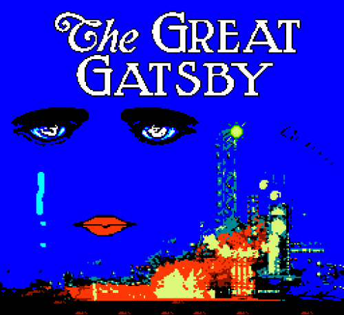 Here we go: http://greatgatsbygame.com/