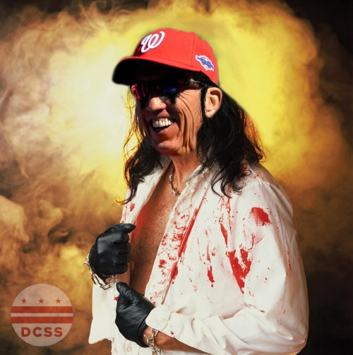 Alice Cooper + Davey Johnson