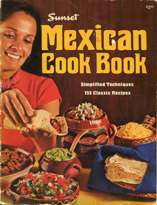 (via ModCloth Blog » Blog Archive » retro mexican cookbook cover page)