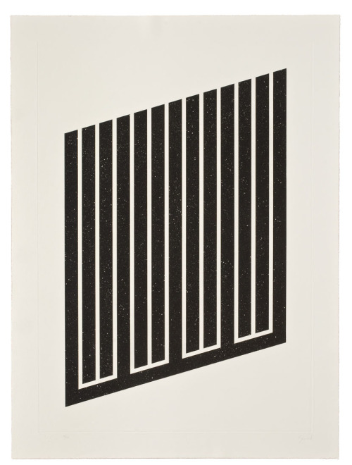 """Untitled"" Donald Judd, 1979"
