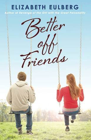 "Better Off Friends- Elizabeth Eulberg There's a few things you should know about Elizabeth Eulberg. She writes really good contemporaries, she is from Wisconsin and she absolutely loves the Green Bay Packers. And in Better Off Friends all three of those things combine to form a perfect trifecta, like when the Captain Planet crew combines their powers.  Better Off Friends follows the story of Levi and Macallan as they meet in 7th grade and become best friends. It's a modern interpretation for the generation that doesn't know When Sally Met Harry as well as for those who love that movie. It's a ""will they, wont they"" that asks the age old question: Can men and women ever be just friends?   Levi and Macallan were fantastic characters—-not only because of their love of an obscure British tv show but because they were beautifully flawed, human in their miscommunications, and ultimately restored to the rights by trusting in their friendship first. The book is set in Wisconsin so there's a lot of talk of cheese and the Packers; while Wisconsin is ""home"" for Eulberg, the story asks an interesting question—-at what point does a place or a person become home? The alternating point of view is useful and the dialogue between chapters is both funny and refreshing. It's the kind of tale that warms the cockles of your heart. (I don't even know what that means).  Overall: A Better Off Friends is out now from Scholastic. You can get your copy here! PS bonus friend points if you knew that cockles of your heart line is from the Love's Labors Lost Original Cast recording soundtrack from The Public Theatre's Shakespeare in the Park. xoxo VV"