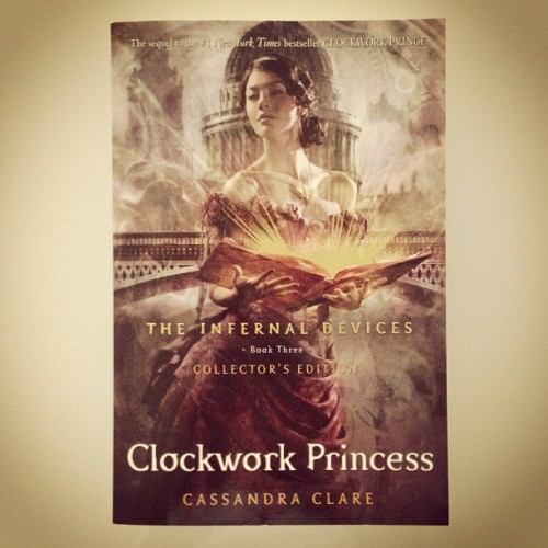 😘 Clockwork Princess 😍