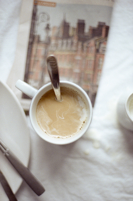 silents:  Coffee by julie marie craig on Flickr.