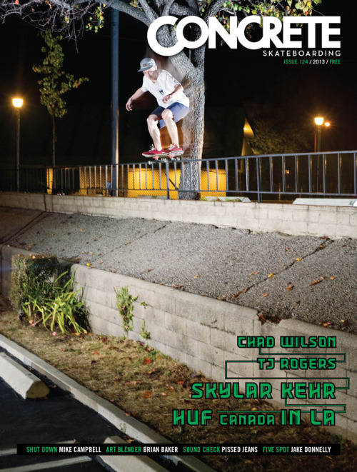 a first timer cover boy tyler warren , and a real nice one to .  LIKEYLIKEY .we dont have it yet but we do have the new color and king shit to hold you over till we do get it .great days to all and to all a great night !