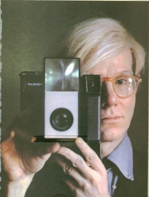 lusiddreams:  andy warhol | Larissa on We Heart It - http://weheartit.com/entry/61007175/via/twilightomens   Hearted from: http://pinterest.com/pin/228276274834884538/