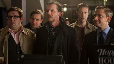 First trailer for The World's End: watch now The first trailer has arrived online for Edgar Wright's The World's End, in which Simon Pegg's perennial adolescent persuades some of his old childhood buddies to return to their sleepy home town to complete an epic pub crawl…