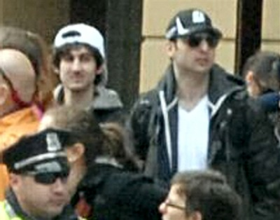 """Using the Master's Tools"": The Failure of Calling the Boston Bombers WhiteDzhokhar and Tamerlan Tsarnaev, the ""Boston Bombers"". Of course everyone in America and presumably…View Post"