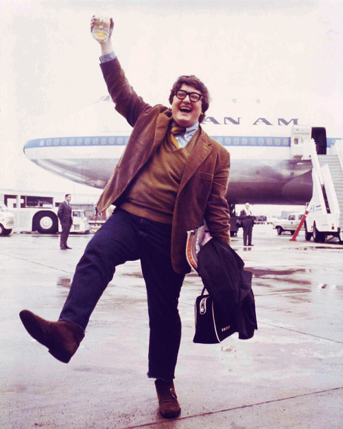 20th-century-man:  Roger Ebert