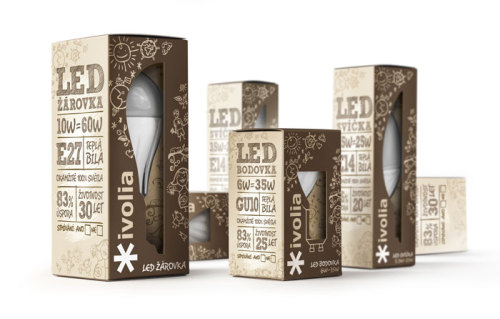 paperram:  Beautiful lightbulb packaging actually exists!