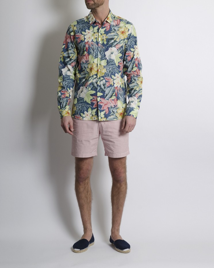 Hentsch Man 'Hawaii Friday' shirt