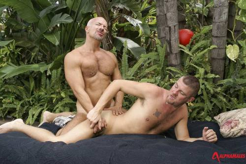 Alphamales: Christian Matthews and Max Dunhill