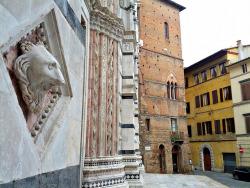Battistero di San Giovanni in Siena by AndreasC on Flickr.