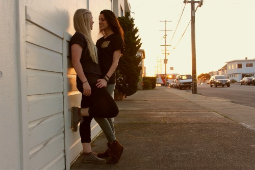 Pocket Punt Clothing shoot in the SF Sunset by Doinitmovin Photography